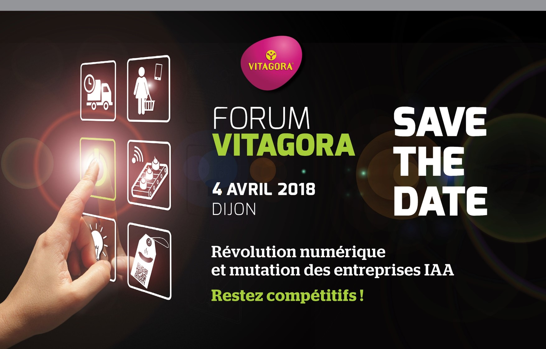 Forum 2018 - Save the Date