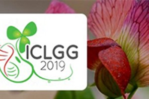 ICLGG 2019 : For the People and the Planet, Harnessing the potential of Legumes