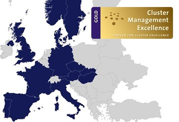 Label Gold : Vitagora maintenu dans le rang des clusters les plus performants d'Europe